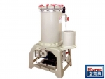 SKH Hign pressure cartridge filtration system