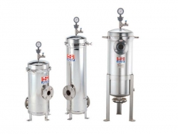 TK Stainless filter chamber