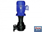 Double vapor seals vertical pump - STD series pump